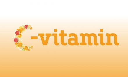 C-vitamin: en gammel traver, der stadig kan løbe fra de fleste