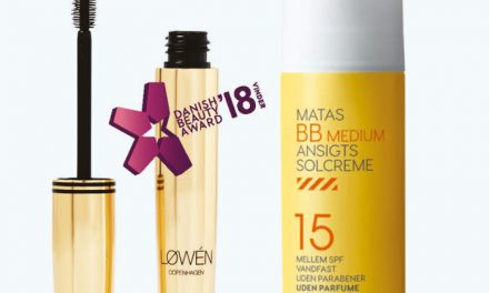 Nu kan du købe makeup med Den Blå Krans