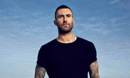 Adam Levine for Yves Saint Laurent