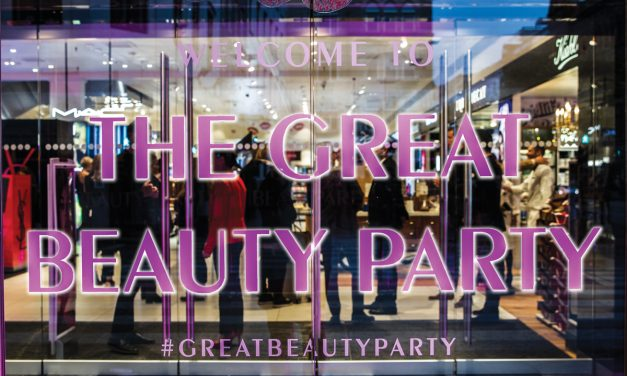 The Great Beauty Party i Magasin du Nord