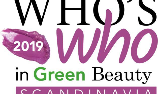 Danske vindere i Green Beauty