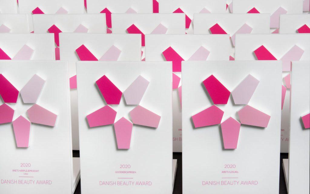 Vinderne af Danish Beauty Award 2020